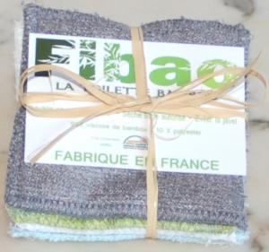 Fibao, la marque du bambou