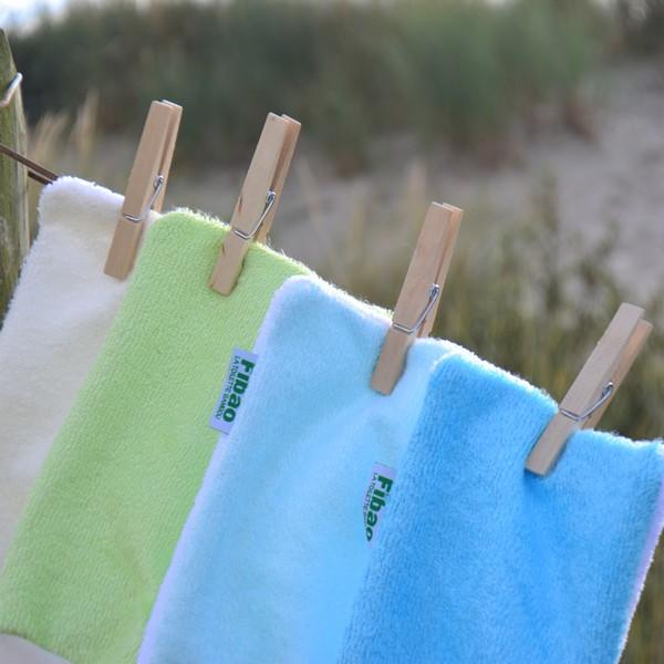 gant démaquillant bambou