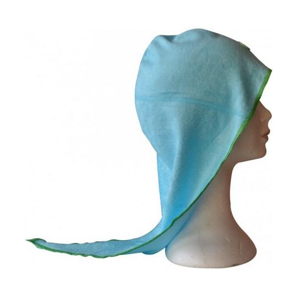 turban sèche cheveux bambou Fibao