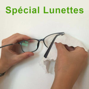 Essuie Lunettes bambou